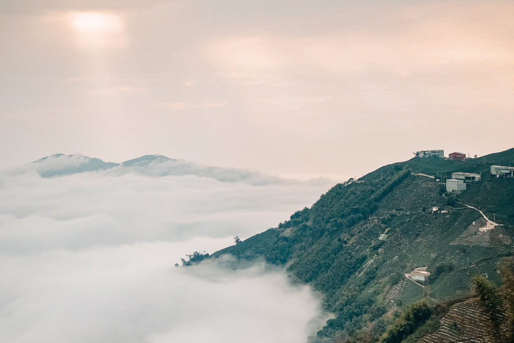 龍鳳峡の景色